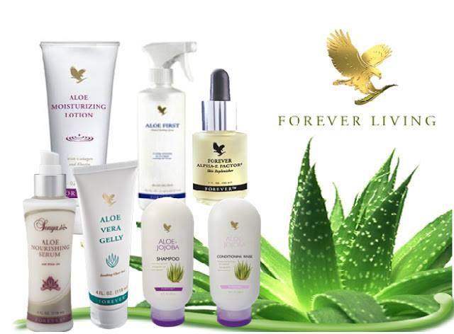 Tienda on line Forever Living Products